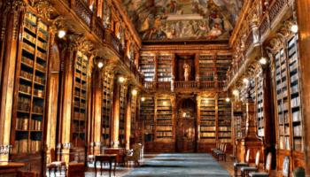 Správa písemností pro Strahovskou knihovnu